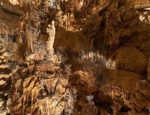 Quelles sont les plus belles grottes de l'Hérault ? Notre sélection.