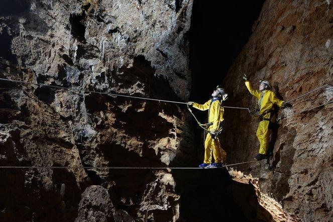 Spéléopark_parcours_decouverte_Grotte_de_Clamouse_Nico_Jante_Sites_d'exception_en_Languedocl