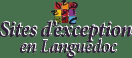 Sites d'exception en languedoc Logo