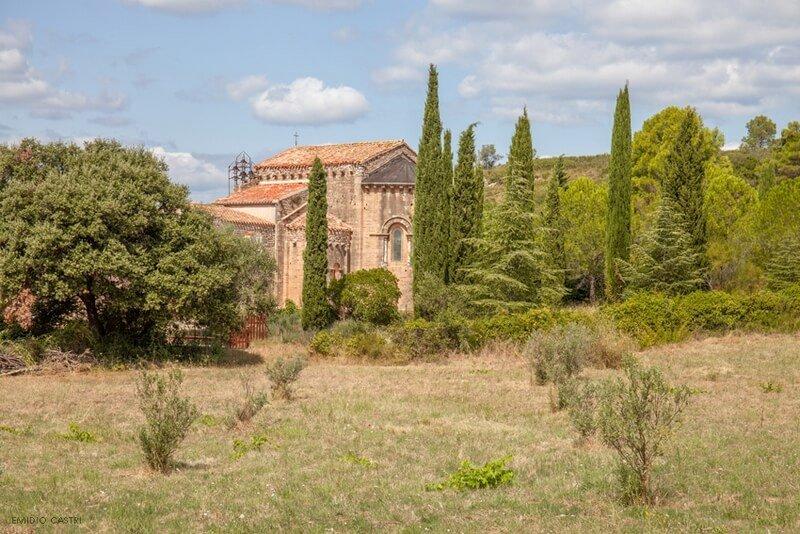 Abbaye de Fontcaude - Hérault
