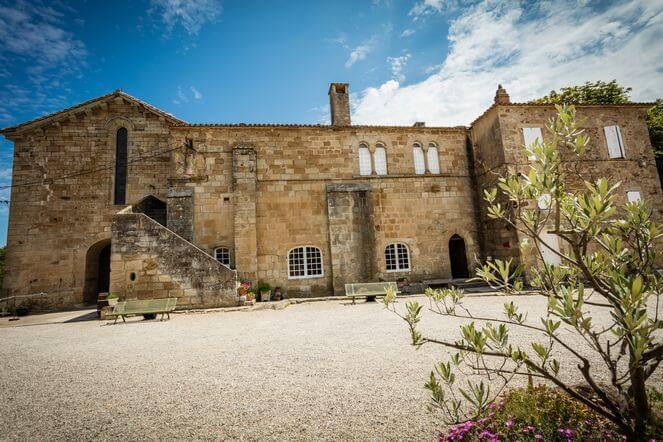 Saint Michel de Grandmont Priory_closed to Lodève