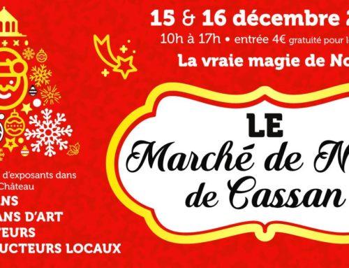 Marché de Noël de Cassan