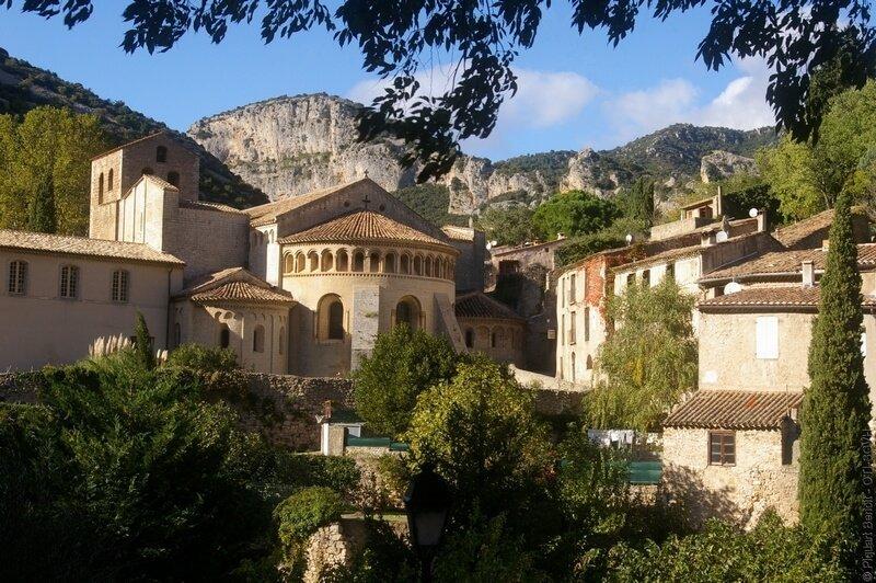 Abbaye de Gellone -Saint Guilhem le Désert