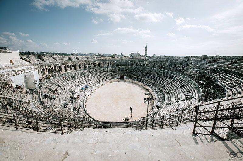 Arènes de Nîmes - Amphithéâtre Romain