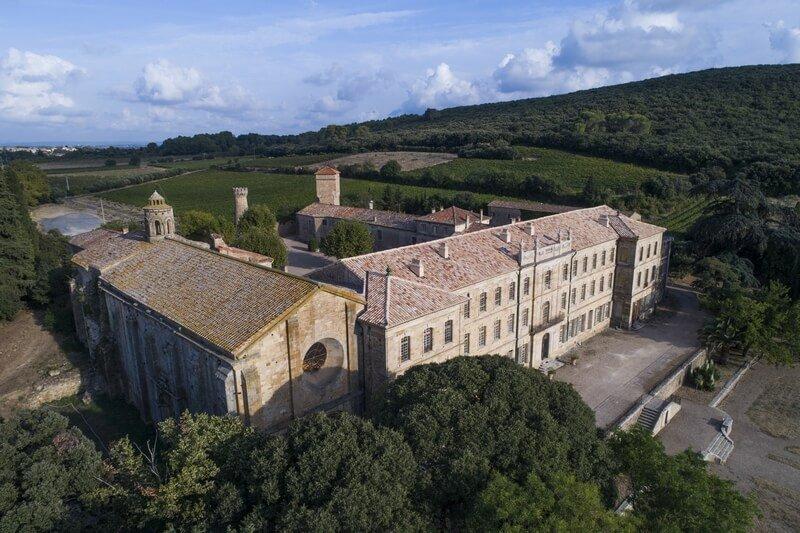 Château Abbaye de Cassan_