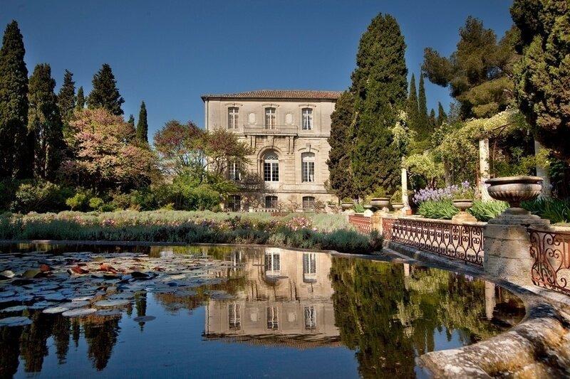 Abbaye Saint André - Villeneuve -Lez-Avignon