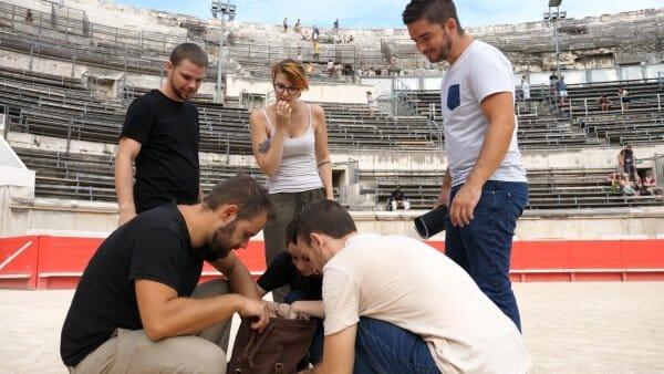 Escape Game - vacances de février 2020- Arènes de Nîmes