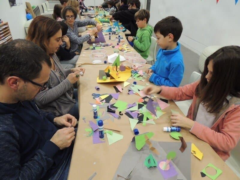 Atelier enfants - Vaca,nces de février 2020 - MRAC Sérignan