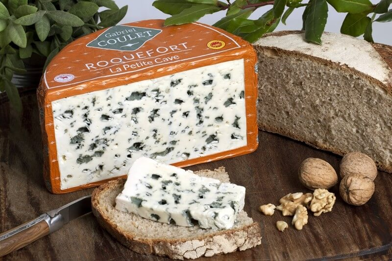 Fromage roquefort Gabriel Coulet