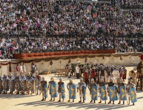 Arènes de Nîmes – Les Grands Jeux Romains annulés en 2020