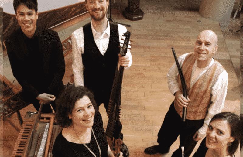 Ensemble La Fenice & Perrine Devillers