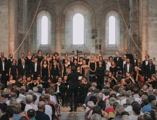 Programme: Festival de musique de l'Abbaye de Sylvanès
