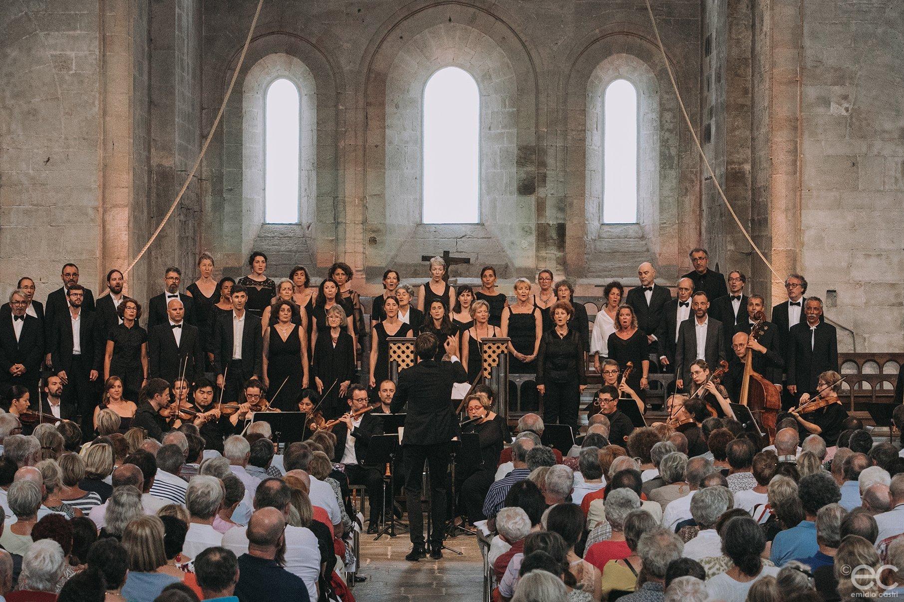 Festival de Sylvanès - Chant en coeur