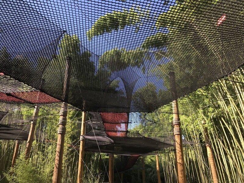 Parcours ilet - Bambouseraie en Cévennes