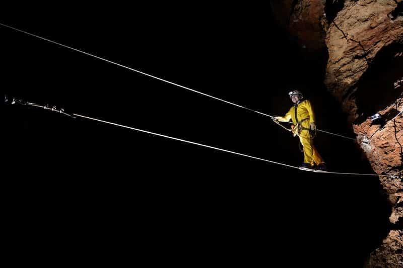 Spéléopark Grotte de Clamouse