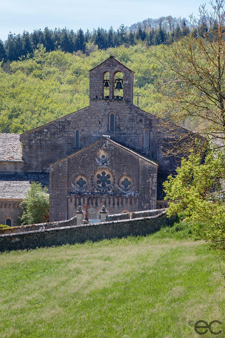 Abbaye de Sylvanès - Crédit photo Emidio Castri