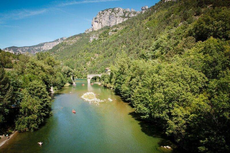 Les Gorges du Tarn - Crédit photo J. Tomaselli