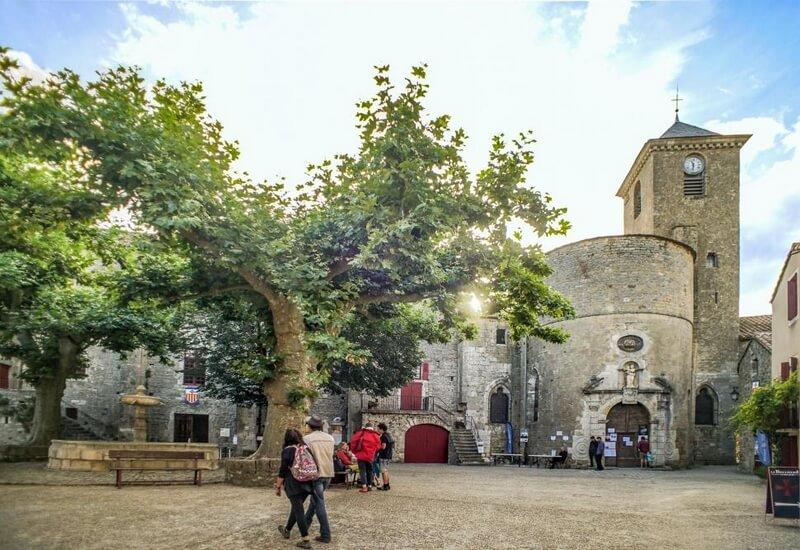 Sainte Eulalie de Cernon - Crédit photo G. Alric