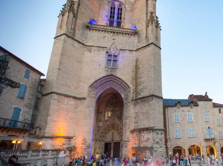 Villefranche de Rouergue - Crédit photo D. Trebosc