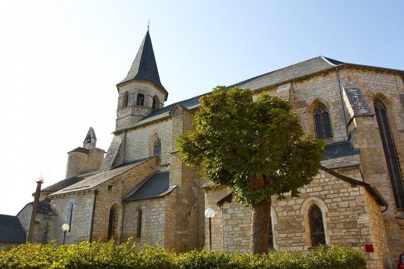 Villeneuve d'Aveyron - Crédit photo : J. Tomaselli