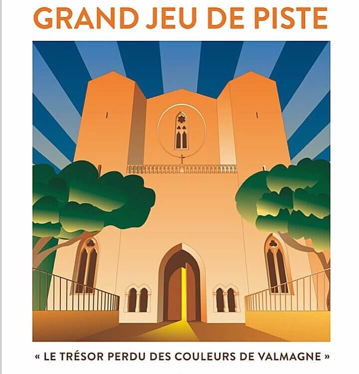 Grand jeux de piste - Abbaye de Valmagne