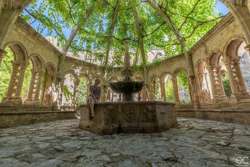 Cloitre de l'Abbaye de Valmagne