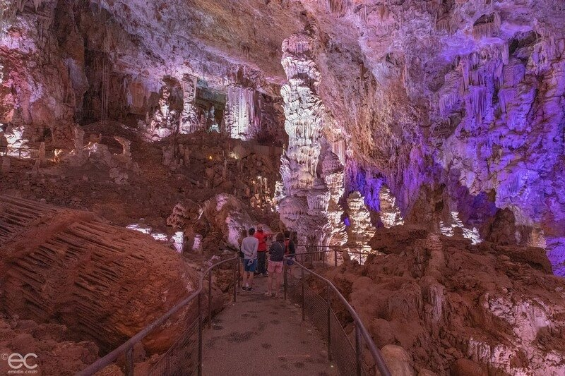 Grotte de la Salamandre - Gard