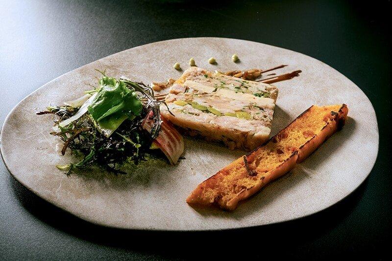 menus domaine du Grand Puy
