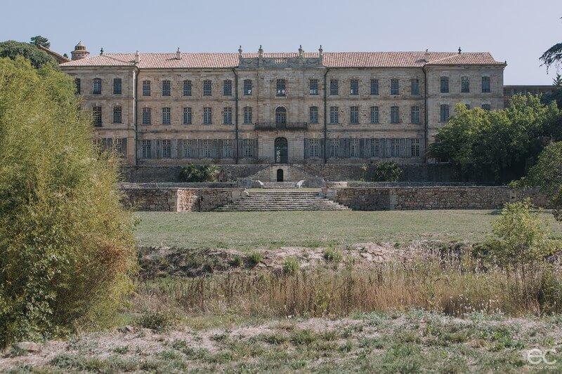 Château-abbaye de Cassan - Gabian - Hérault