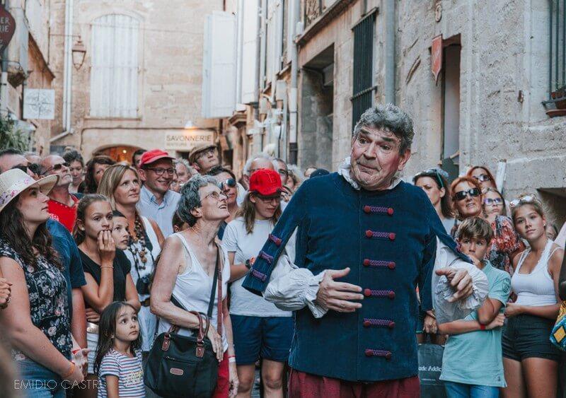 Pézenas - Visites théâtralisées - Molière- Hérault