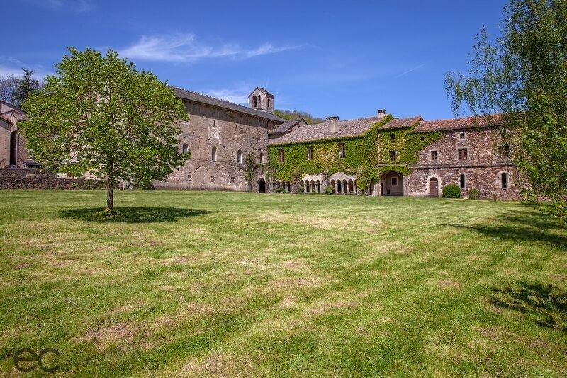 Abbaye de Sylvanès - Aveyron