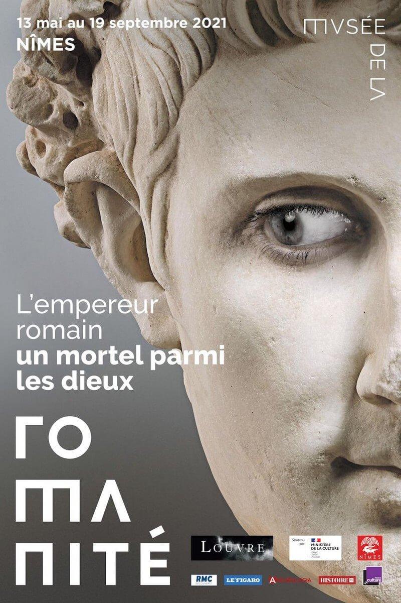 Expo 2021 Musée de la Romanité - Nîmes - Gard