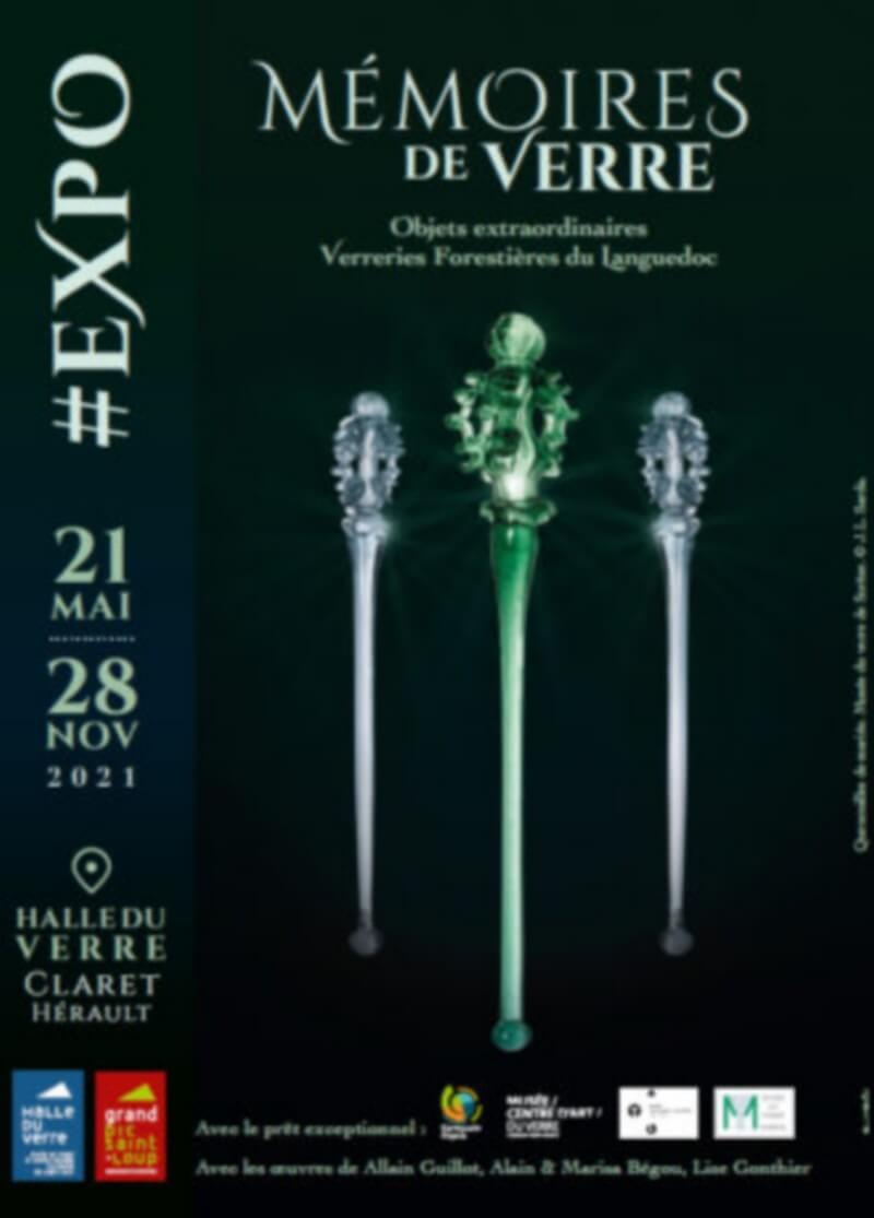 Expo Halle du Verre - 2021