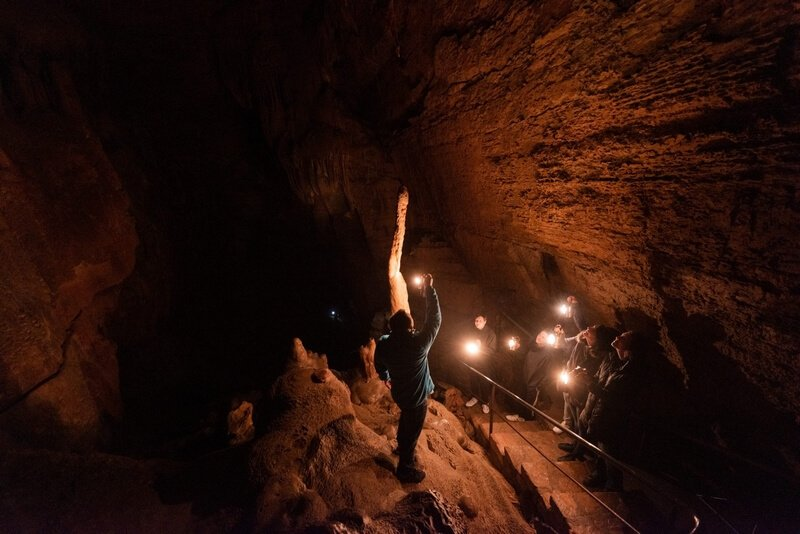 Double visites - Grotte de Trabuc