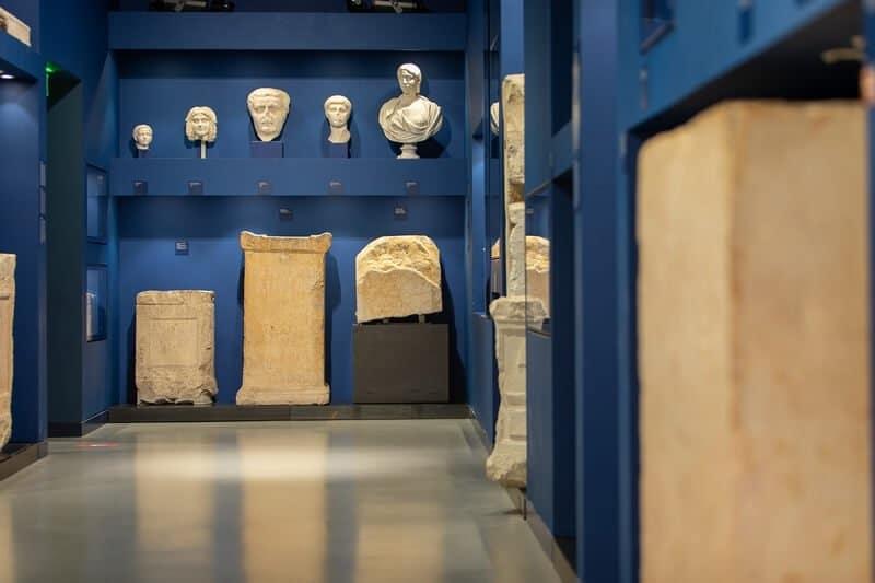 Musée de la Romanité - Nîmes - Gard