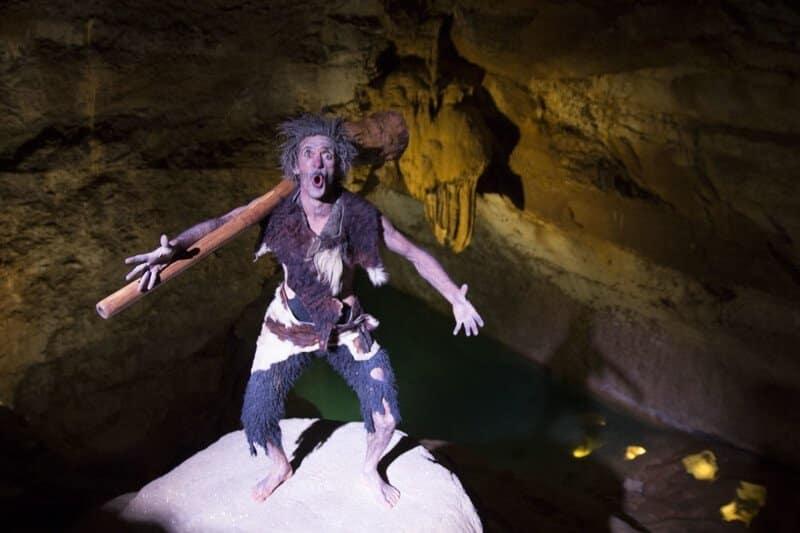 Visites grotte de Trabuc - Journées du Patrimoine 2021