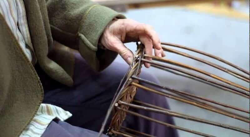Atelier Vannerie -2021 - Abbaye de Sylvanès