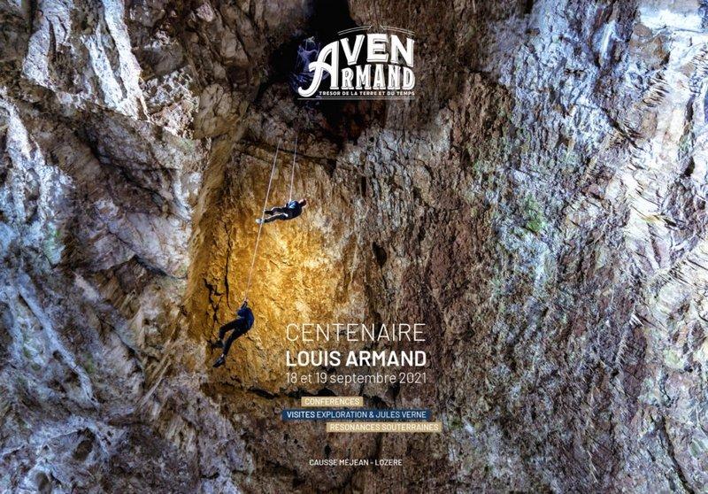 Aven ARMAND - Centenaire